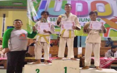 Pejudo M10Si Raih Medali Emas Kejuaraan Provinsi
