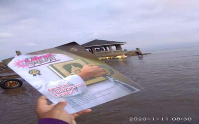 Majalah Perdana SMP Muhammadiyah 10 Sidoarjo